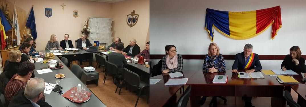 Participări la ședințele de Consiliu Local